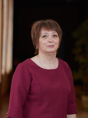 Качева Елена Валерьевна